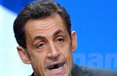 11 nghi phạm đe dọa tổng thống Sarkozy bị bắt