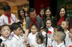 Trường Tiểu học Thăng Long - 80 năm khai trường