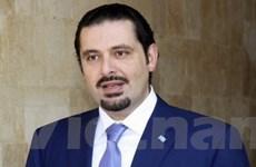 Ông Hariri được chỉ định làm thủ tướng Lebanon