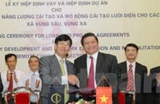 ADB cho vay 151 triệu USD phát triển năng lượng