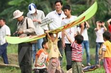 Hội chợ làng nghề sản xuất đồ chơi trung thu