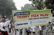 """Công bố """"Cuộc chạy vì trẻ em 2009"""" tại Hà Nội"""