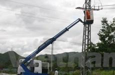 Cấp điện trở lại 70% phụ tải miền Trung, Tây Nguyên