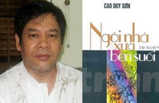 Cao Duy Sơn nhận giải văn chương Đông Nam Á