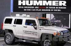 Hummer chính thức về tay người Trung Quốc