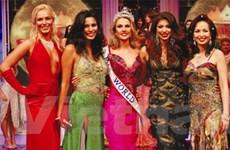 85 nước đăng ký tham gia Hoa hậu Quý bà 2009