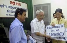 TP.HCM góp 4,5 tỷ đồng cho quỹ vì Trường Sa
