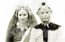 Tôn Ngộ Không hạnh phúc với Hoàng hậu Thiên Trúc