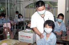 Tiêm vắcxin phòng H1N1 cho đối tượng nguy cơ cao