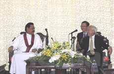 Cơ hội hợp tác lớn giữa doanh nhân VN-Sri Lanka