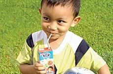 Chưa khẳng định sữa Vivinal GOS gây dị ứng