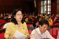 Quốc hội thảo luận về nhiệm vụ kinh tế-xã hội