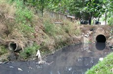 Gần ngàn tỉ đồng khắc phục ô nhiễm kênh Ba Bò