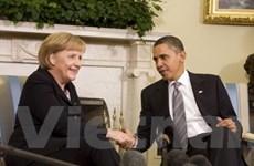 Liên minh Mỹ-Đức là trụ cột quan hệ Đại Tây Dương