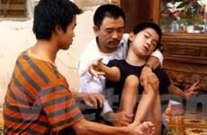 Hội Anh-Việt sát cánh cùng nạn nhân da cam