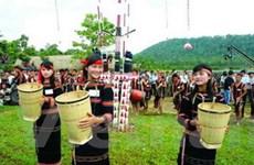 Lễ mừng lúa mới của các tộc người J'rai và Bahnar
