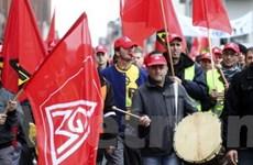 Hàng nghìn công nhân hãng ôtô Opel biểu tình
