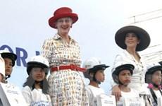 Nữ hoàng Đan Mạch thăm Thành phố Hồ Chí Minh