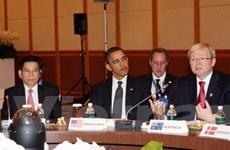 APEC cam kết theo đuổi mô hình kinh tế mới
