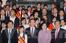 Chủ tịch QH Hàn Quốc thăm Đại học Quốc gia Hà Nội