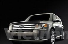 Ford dùng nhiều nguyên liệu mới chế tạo xe hơi