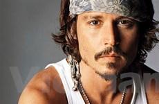 Johnny Depp là người gợi tình nhất thế giới