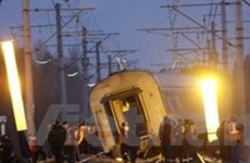 Vụ tai nạn tàu hỏa ở Nga có thể là do khủng bố