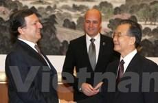 Khai mạc Hội nghị cấp cao giữa Trung Quốc và EU