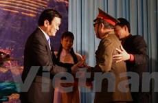 Giao lưu cá nhân học tập theo gương Hồ Chí Minh
