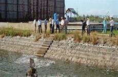 Nước thải KCN Biên Hòa 1 ô nhiễm sông Đồng Nai