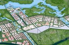 Động thổ dự án khu đô thị mới Nam Vĩnh Yên