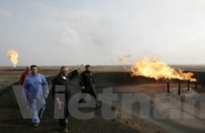 Giá dầu thô hiện đứng ở mức trên 73 USD/thùng