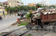 10 giải pháp giữ an toàn giao thông đường sắt
