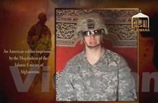 Taliban công bố băng ghi hình về binh sĩ Mỹ bị bắt