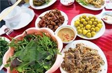 Thịt dê núi đá - món ăn đặc sản của cố đô Hoa Lư