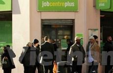 Tỉ lệ thất nghiệp tại Anh vẫn tiếp tục tăng cao