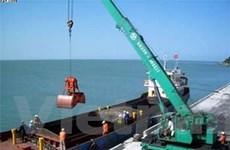 2010 sẽ đạt 1,2 triệu tấn hàng qua cảng Chân Mây