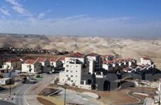 Yêu cầu Israel chấm dứt việc xây khu định cư