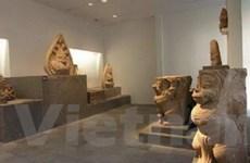 Trưng bày văn hóa Óc Eo, Chămpa tại TP.HCM