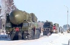 """""""Mỹ-Nga tiến gần thỏa thuận giảm vũ khí hạt nhân"""""""