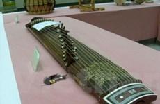 """Triển lãm """"Nhạc cụ truyền thống các dân tộc VN"""""""