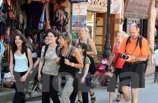 Lượng khách đến Việt Nam tăng mạnh dịp đầu năm