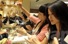 Người giàu Trung Quốc với xu thế dùng hàng hiệu