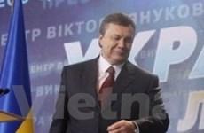 Tổng thống Nga mời ông Yanukovych sang thăm