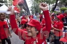 Ngân hàng lớn nhất Thái Lan đóng cửa do biểu tình