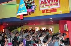 Trang bị thêm 3 rạp chiếu phim 3D tại Việt Nam