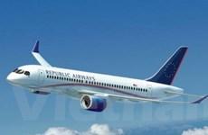 Hãng đầu tiên ở Mỹ mua CSeries của Bombardier