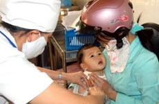 Thêm một vắcxin tiêm chủng mở rộng miễn phí
