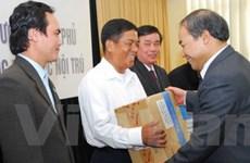 Thủ tướng tặng máy tính cho sáu trường dân tộc
