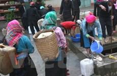 Hà Giang đang đối mặt với khô hạn nghiêm trọng